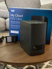 My Cloud EX 2 Ultra NAS Storage, USB 3.0