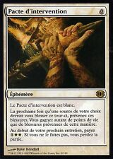 MTG Magic - Vision de l'Avenir - Pacte d'intervention  -  Rare VF