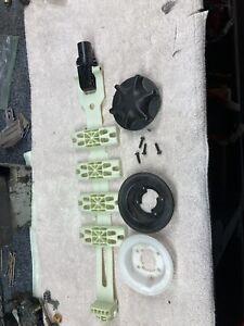 OEM 02-06 Dodge RAM Driver`s Seat Manual Lumbar Adjuster + Hardware