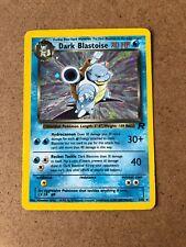 Dark Blastoise 3/82 Holo Rare Team Rocket Pokemon Card