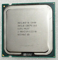 Intel Core 2 Duo 3.00GHz 6M/1333 (SLB9J) E8400 socket 775 CPU processor