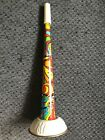 Vintage Horn Noise Maker Horn Groovy.  1960s-1970s Psychedelic Theme.