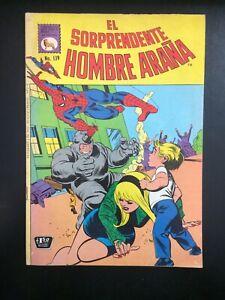 El Sorprendente Hombre Araña 139  La Prensa Spiderman No Canon Mexico Duran