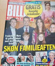 BILLED BLADET,Prinzessin Mary, Königin Margrethe,Prinz Frederik, Diana,Kalender