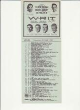 Writ-Milwaukee, Wi-Original Top 40 Radio Station Music Survey-October 2, 1967