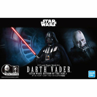 1/12 Darth Vader (Return of the Jedi Ver.) Star Wars Model Kit Bandai Hobby