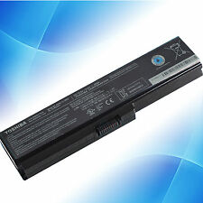 Genuinel Battery For Toshiba PA3819U-1BRS PA3817U-1BRS P755-S5120 PABAS230
