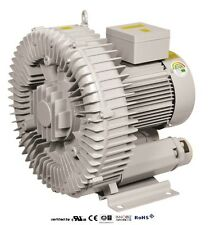 Pacific Regenerative Blower PB-600 (HRB-600), Ring, Vacuum and Pressure Blower