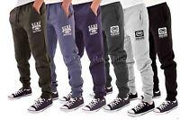 Ecko, Men's Designer Fleece Jog Pants, Jogging Bottoms, Sweat, Tracksuit, Gym