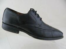 JOHNSTON & MURPHY Bicylce-Toe Black Sz 11 M Men Dress Shoe Oxfords