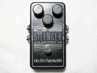 Used Electro-Harmonix EHX Silencer Noise Gate / Effects Loop Guitar Pedal