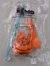 Nemo Disney Pixar Finding Nemo Kelloggs Cereal Prize Unopened New Sealed