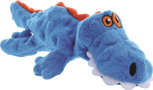 Gators With Guard Technology Tough Plush Dog Toy For Aggressive Chewers