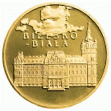 Poland / Polen - 2zl Cities in Poland: Bielsko-Biala