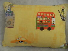 "HARLEQUIN FABRIC DISTANT SHORES OBLONG CUSHION 20"" X 14 ""(51 CM X 36 CM)"