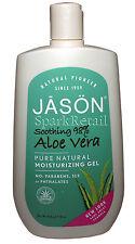 Jason Soothing 98% ALOE VERA Pure Natural Organic Moisturizing Gel 454g