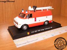FIRE TRUCK VSR DODGE TRADERMAN 300 1:43 GERMANY 1997