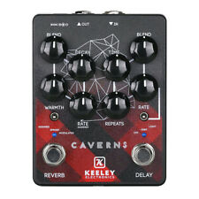 Keeley Caverns Delay & Reverb Canadian Limited Edition Pedal