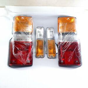DAIHATSU ROCKY FEROZA BLIZZARD Taillight Lamp RH/LH + Front Turn Signal RH/LH