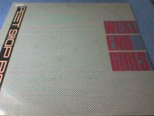 """The Pet Shop Boys - West End Girls 12"""" Vinyl single - Tested. - EX/VG+ Condition"""