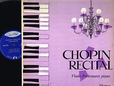 CHOPIN RECITAL Fantasie TARANTELLA Vinyl LP Vlado Perlemuter AM 2223 @EXCELLENT@