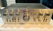 Vintage Kenwood KA-8100 Stereo Integrated Amplifier - Needs Repair