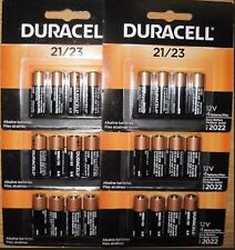 24  Pack Duracell MN21 12V Alkaline Batteries 8LR50/A23/MN21 or any A23 Battery