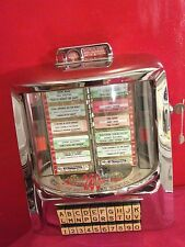 Stunning Seeburg Wallbox Wall-O-Matic 200 Remote Jukebox  1950's