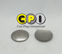 "1.1/4"" Stainless Steel Dish type core plug"