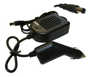 HP EliteBook 8560p Compatible Laptop Power DC Adapter Car Charger