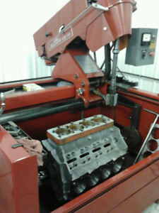 GM # 3963512 ENGINE BLOCK 454 LS6 (REFUBISHED/ HONED/ NEW CAM BEARINGS)