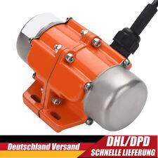 Vibrationsmotor 30W Rüttelmotor Unwuchtmotor Asynchronous Vibrator Motor 220V DE