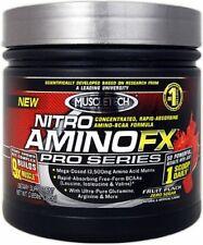 Muscletech Nitro Amino FX Pro Series 385g BCAA Aminos - Free Ship - Fruit Punch
