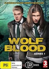 WOLFBLOOD Series : Season 1 : NEW DVD