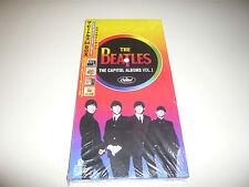 THE BEATLES Capitol Albums VOL 1 Japan 4 CD Boxset '64 Box Set
