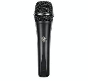 New Telefunken M80 Black - Dynamic Microphone