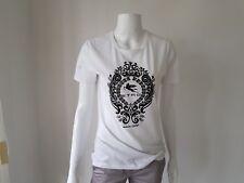 ETRO Shirt Gr.38 I44 Baumwollmischung weiß