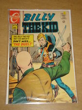 BILLY THE KID #64 FN+ (6.5) CHARLTON COMICS DECEMBER 1967