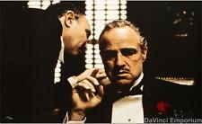 Steve Schapiro The Whisper Godfather Hand Signed Lithograph Marlon Brando