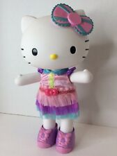 Sanrio Hello Kitty Doll Toy 12in With Dress Outfit Shoes Bow Blip Toys 2013
