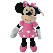 "Disney Minnie Mouse 16"" Plush Doll - Stuffed Toy CHRISTMAS Licensed NWT PINK"