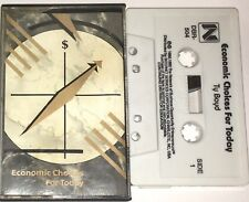 1990 economic choices for today cassette tape