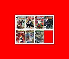 ☆RARE FN 7 COMIC BOOK LOT:WEB OF SPIDERMAN(SPIDER-MAN)5 28 30 31 42+ANNUAL 1 & 3