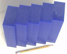 """Machinable Wax - 1.5"""" x 3"""" x 7"""" (Pack of 5)"""