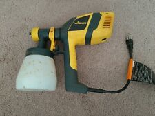 (5A4)  0529042 Wagner Control Spray 250 Handheld HVLP Paint Sprayer used once