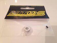 Mitoos M217 34 Tooth Crown Sidewinder 34z 18mm X 2.5mm Din 913 M2.5 X 4mm