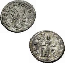 Claudius II Gothicus Antoninian Antiochia IVVENTVS AVG /Δ Herkules Keule RIC 213