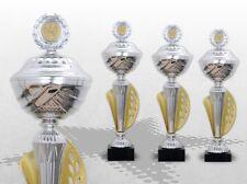 3er Pokalserie Pokale ATHEN mit Gravur PREMIUM DELUXE POKALE TOP DESGIN & PREIS