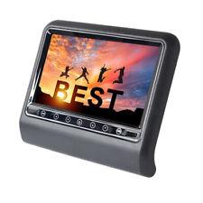9 Inch Car Headrest Mp5 Monitor 1080P Contact Button Screen Usb Sd Fm Speak C6U7