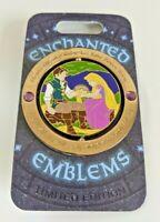 Disney Spinner Rapunzel Flynn Enchanted Emblems - Tangled - Pin 138379
